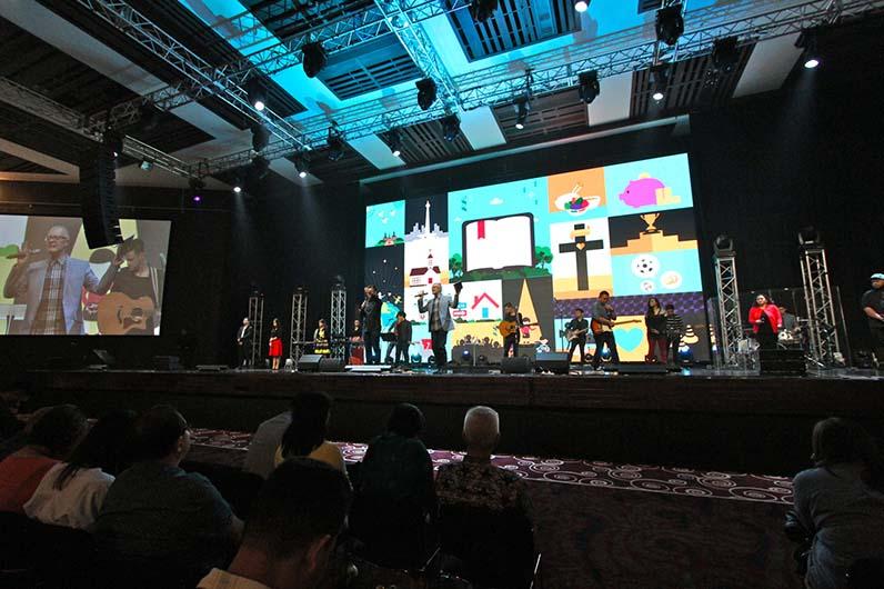 Sy speaking JPCC Jakarta